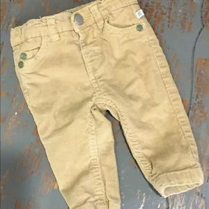 Infant corduroy pants